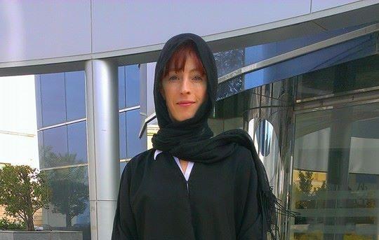 Under the Abaya (part one)